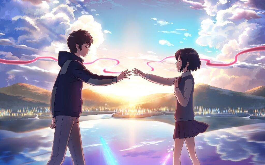 Kimi No Na Wa Hd Anime Amino