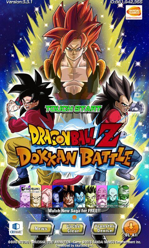 Juego De Dbz Para Moviles Dragon Ball Espanol Amino