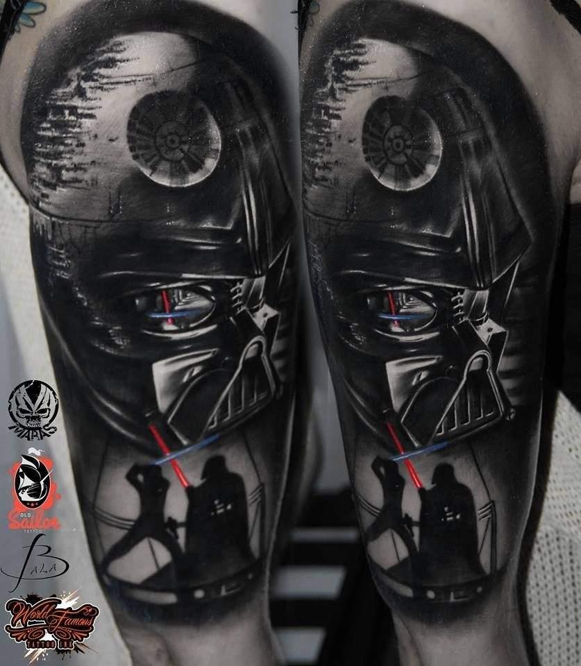 Tatuajes star wars star wars amino - Star wars amino ...