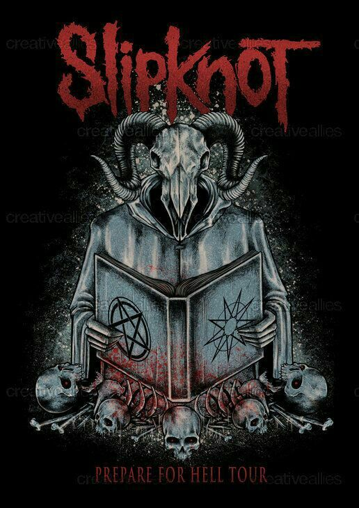 Slipknot Wallpapers And Lockscreens Muv Rock Metal Amino