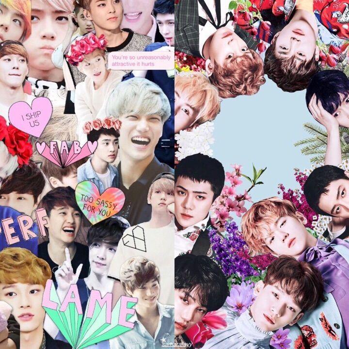 Exo Wallpaper K Pop Amino