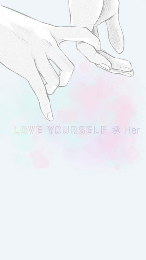 Wallpaper Love Yourself Many HD Wallpaper