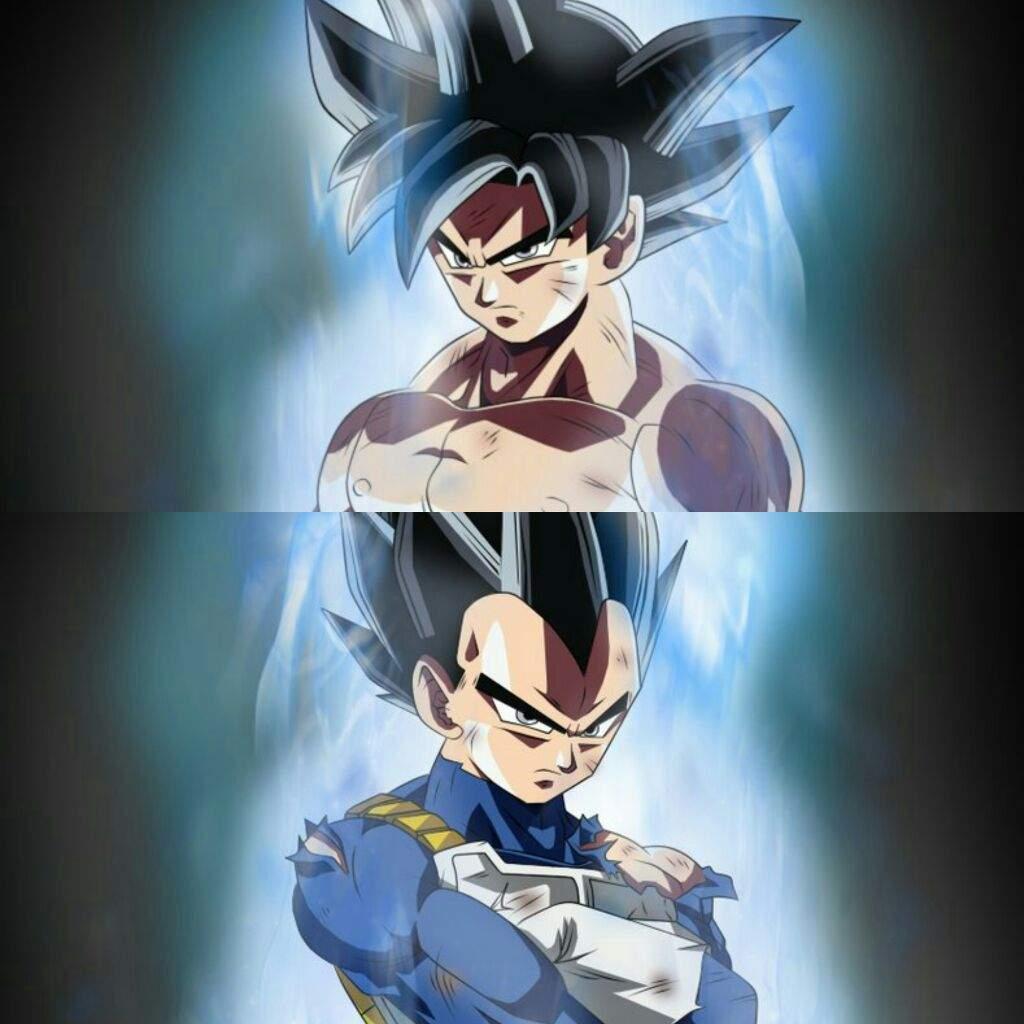 Goku vs Vegeta 3!? | DragonBallZ Amino