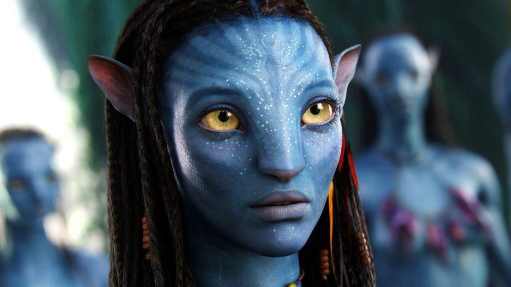 Avatar Makeup Saubhaya