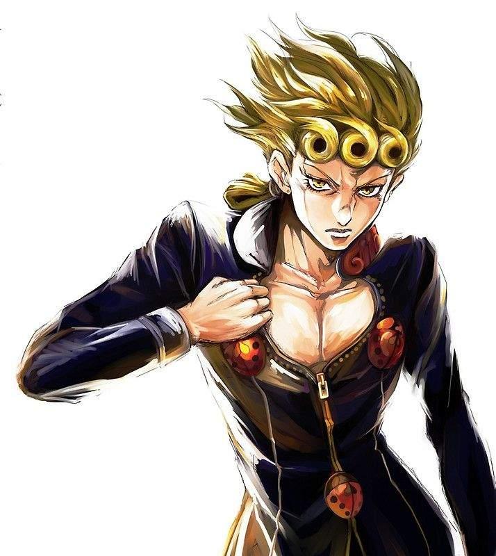 Giorno Giovana Gold Experience Anime Amino