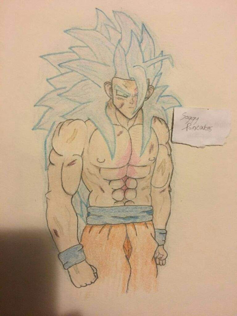 Goku The Super Saiyan 7 Dragonballz Amino