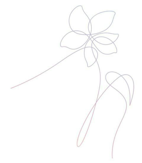 Flower Drawing App: LOVE YOURSELF FLOWERS