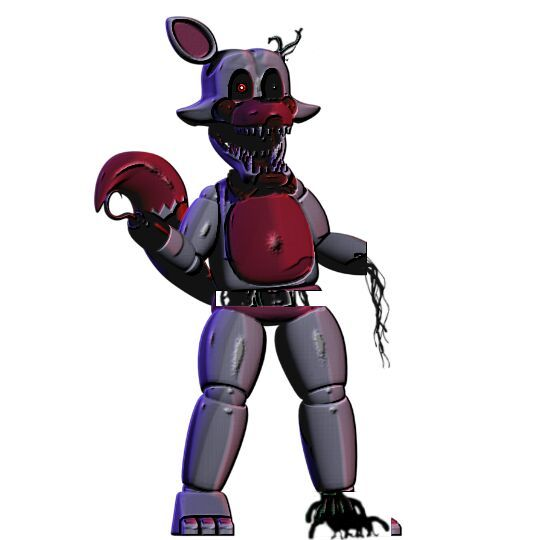 old toy foxy com making off five nights at freddys pt br amino