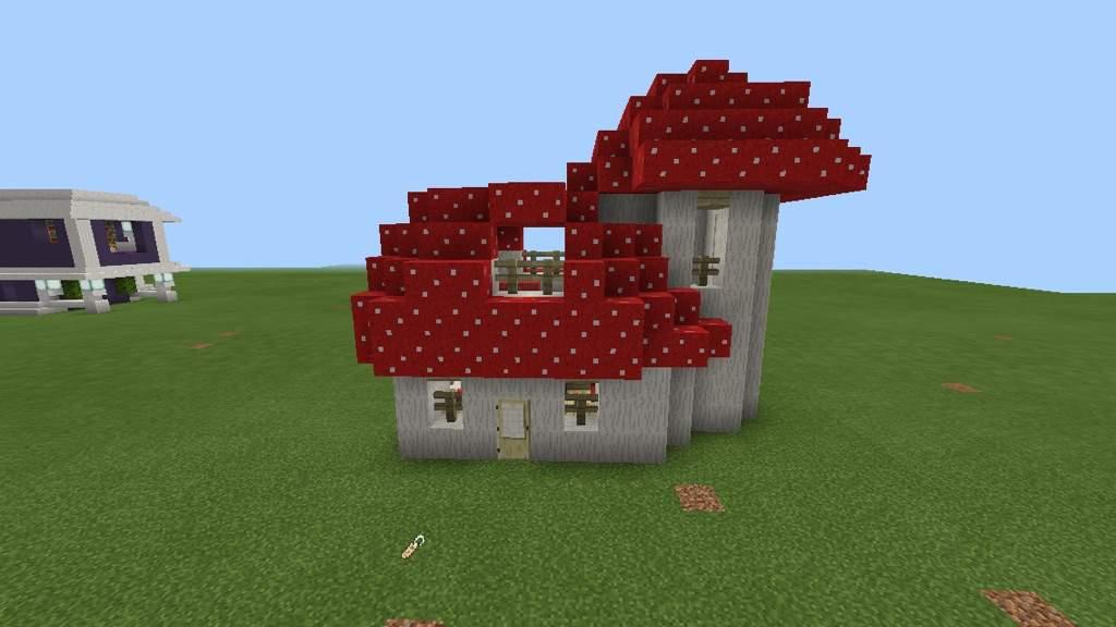 Fantasy Mushroom House Minecraft Amino