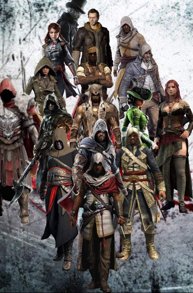 Custom Assassin S Creed Phone Wallpapers Video Games Amino