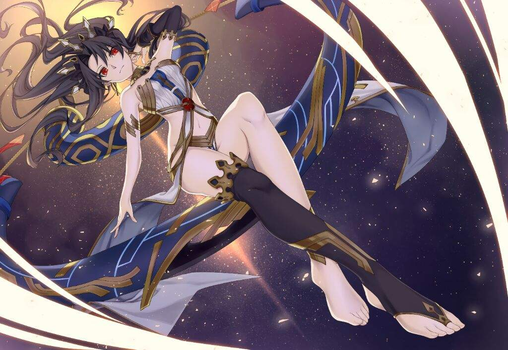 Download Ishtar Grand Order  PNG