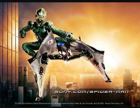 Lo Que Pudo Ser El Duende Verde Spiderman 2002 Spider