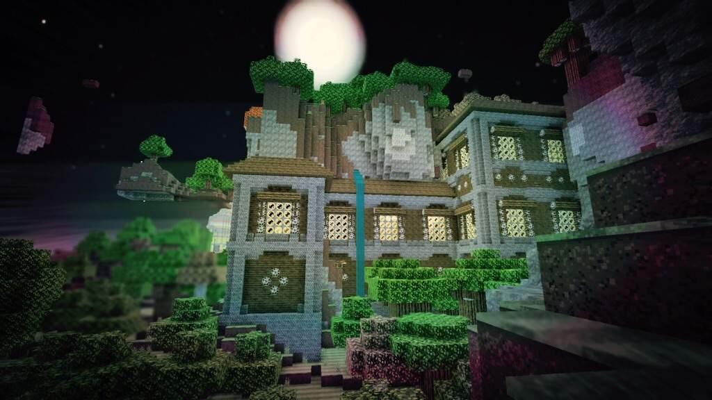 Console Seed: -7308852172793961146 | Minecraft Amino