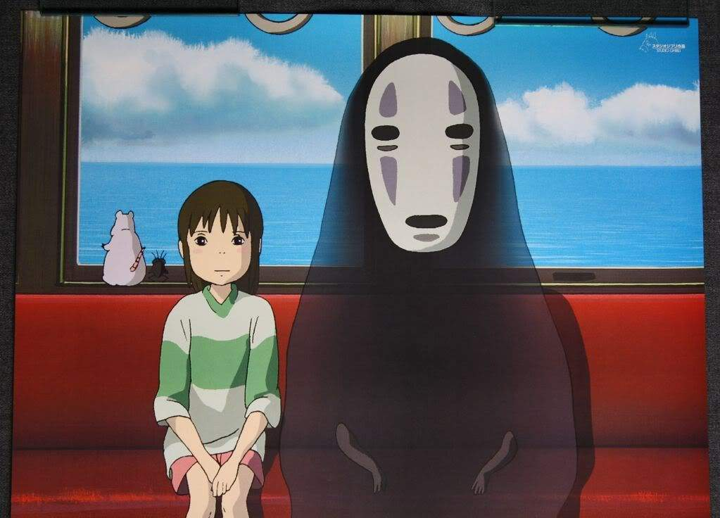 """My opinion about """"Spirited Away"""" 👌 