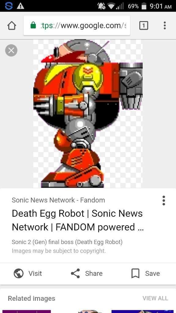 Wip Death Egg Robot Basic Sonic The Hedgehog Amino