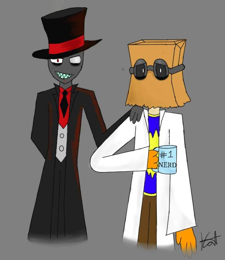 The Most Evil Thing Second Only To Black Hat School Villainous Amino