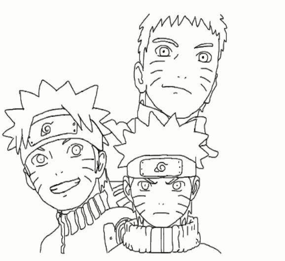 Dibujo De Naruto Y Sasuke Digital Colaboracion Naruamino Amino