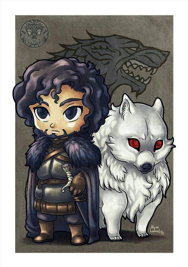 Jon Snow Game Of Thrones Br Amino