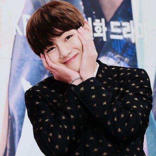 Taehyung Smile