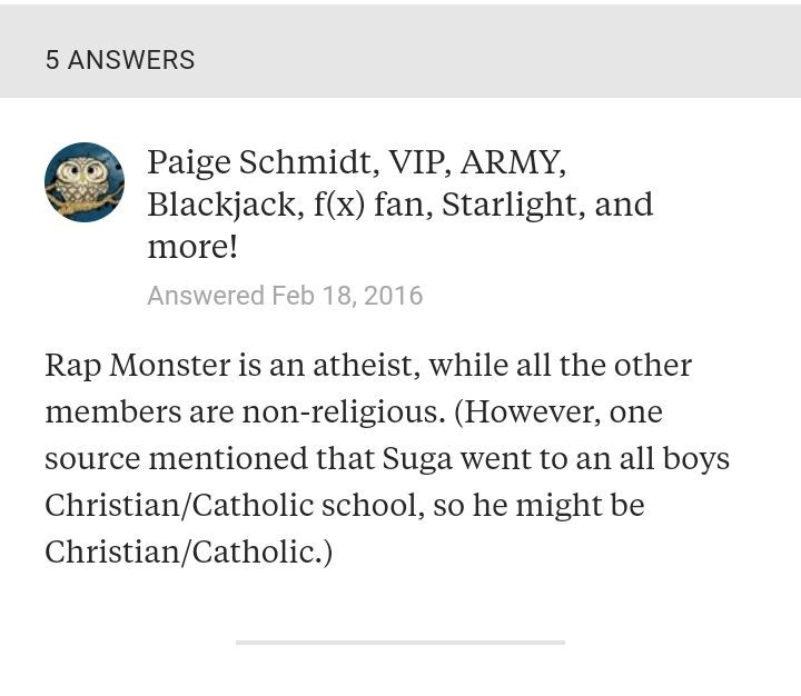 ARE BTS CHRISTIANS, DO THEY BELIEVE IN ANY RELIGION and WHAT IS THE