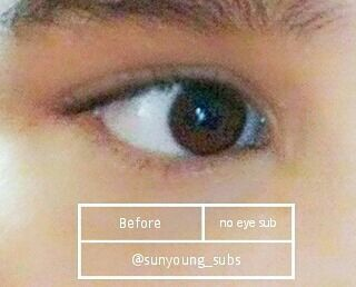 Eye subliminal results | Subliminal Users Amino