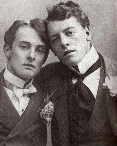 Гомосексуалисты писатели