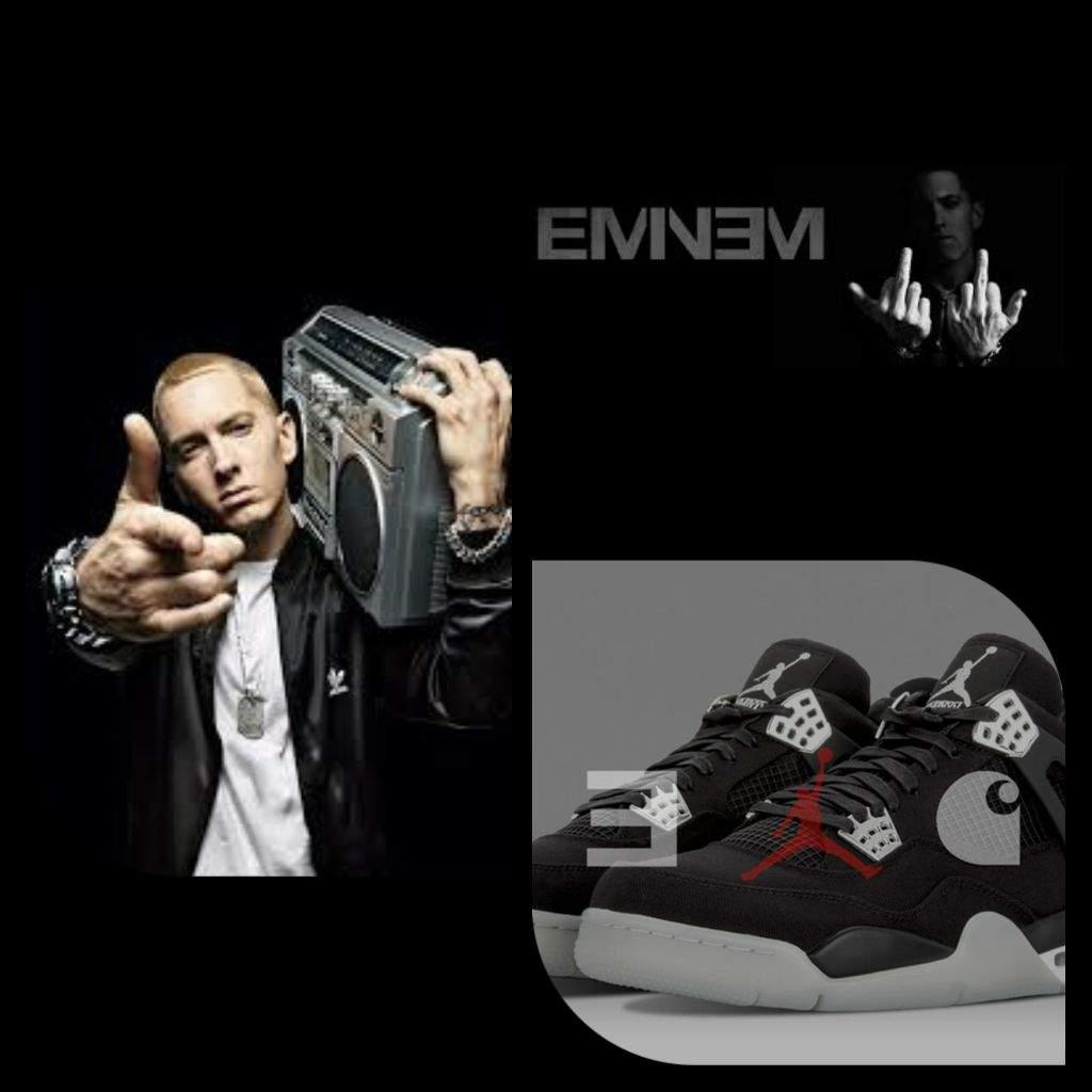 best website cfb65 7946a ⚠THE EMINEM X CARHARTT X AIR JORDAN 4⚠ | Sneakerheads Amino