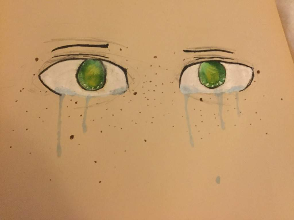 eye tear practice supernatural amino