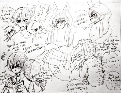 Otaku | My Hero Academia Amino
