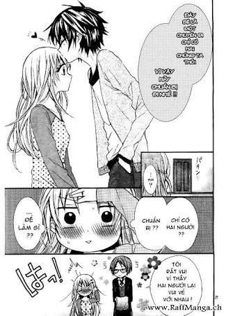 Manga female younger relationships older male Good romance