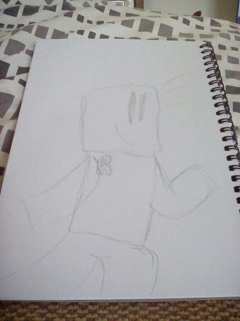 How To Draw A Roblox Noob Original 2008 Version Roblox Amino