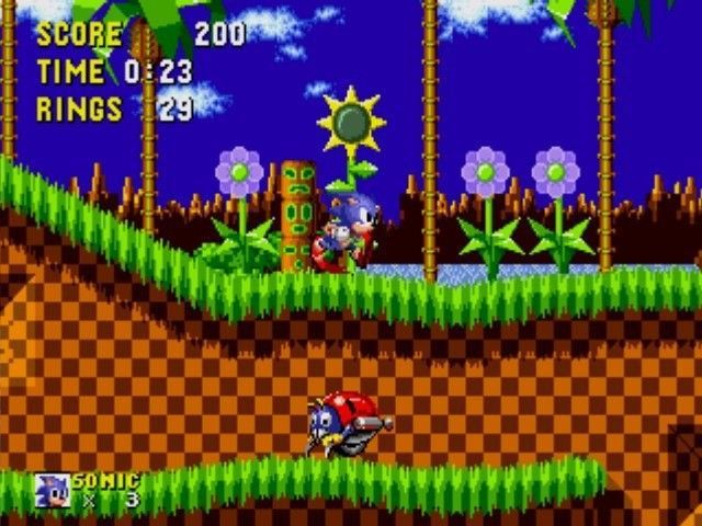 Level Design In Sonic Games Sonic The Hedgehog Amino