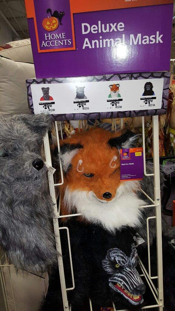 Furry going Mainstream Part 2: Home Depot now has fursuit