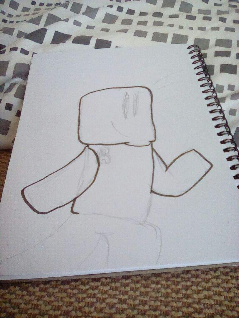 How to draw a ROBLOX Noob! [Original 2008 Version] | Roblox