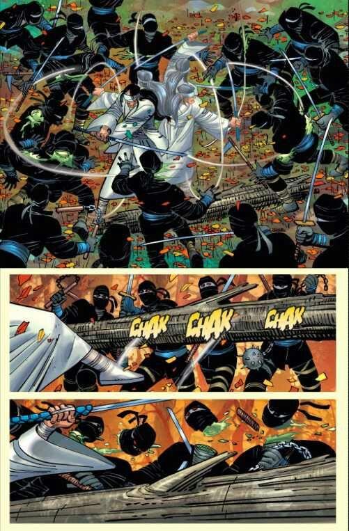 Tomi Shishido The Unstoppable Gorgon Comics Amino