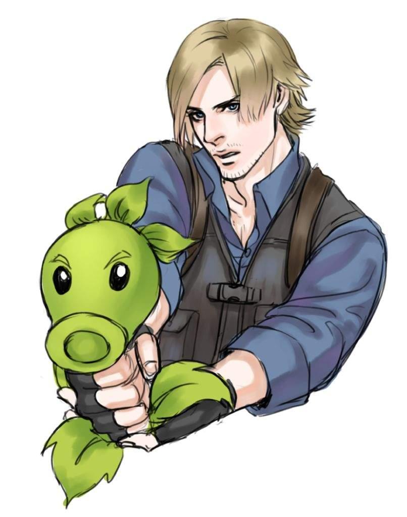 Leon Vs Zombies Resident Evil Amino