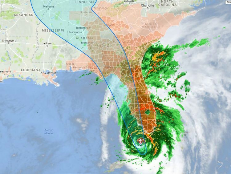 Tesla ayuda a sus usuarios en la evacuación de Florida | Mundo Motor ...