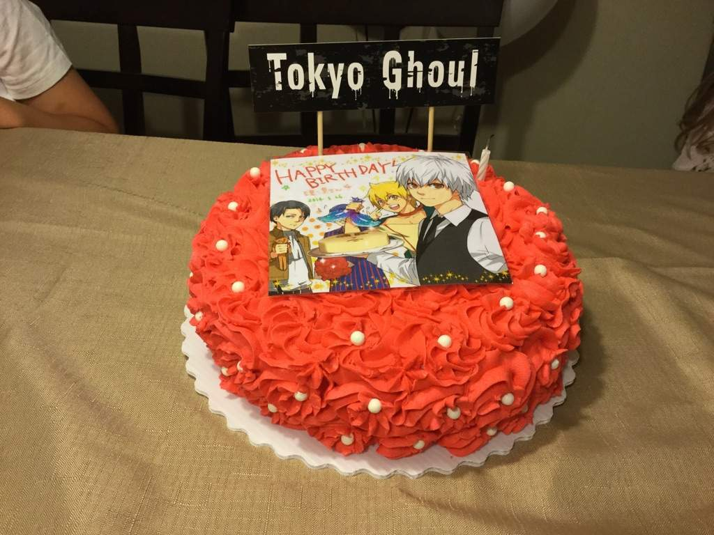 My Birthday Cake Anime Amino