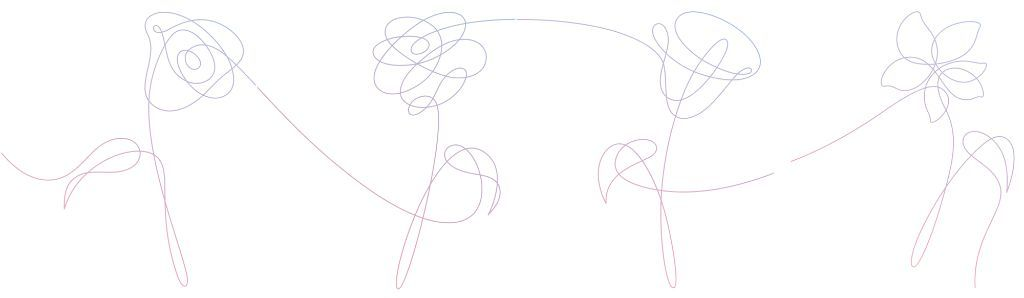 Possible love yourself her album cover art images armys amino kind of like how the album spines of the hyyh albums connected to make a flower solutioingenieria Gallery