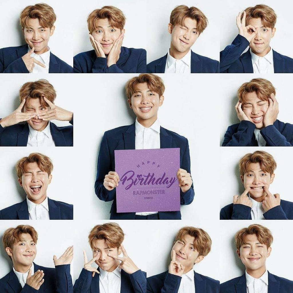 rm birthday Happy Birthday RM | ARMY's Amino rm birthday