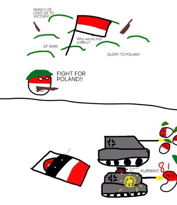 Poland vs Germany World conqueror 4 | Polandball Amino