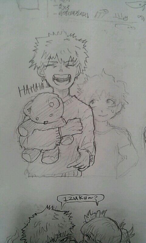 Yandere Katsuki Doodles My Hero Academia Amino