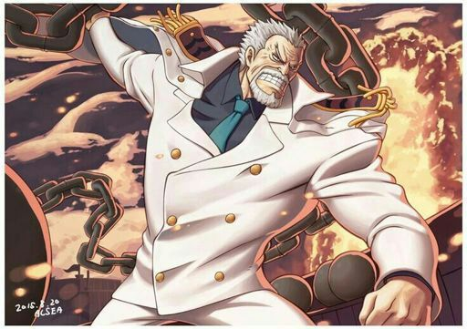 Monkey D. Garp   Wiki   One Piece Brasil™ Amino