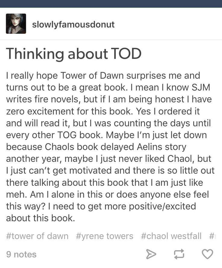 Tower Of Dawn Review Books Writing Amino