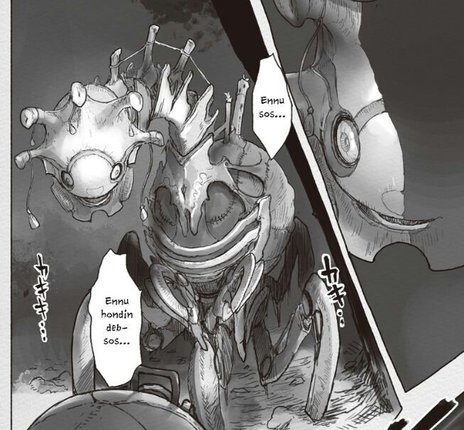 Made In Abyss Manga Wikipedia: Made In Abyss (W.I.P)