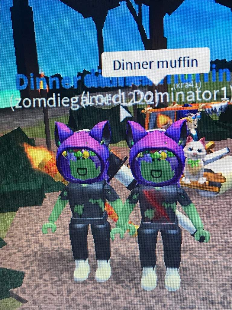 Dinner Muffin Roblox Amino