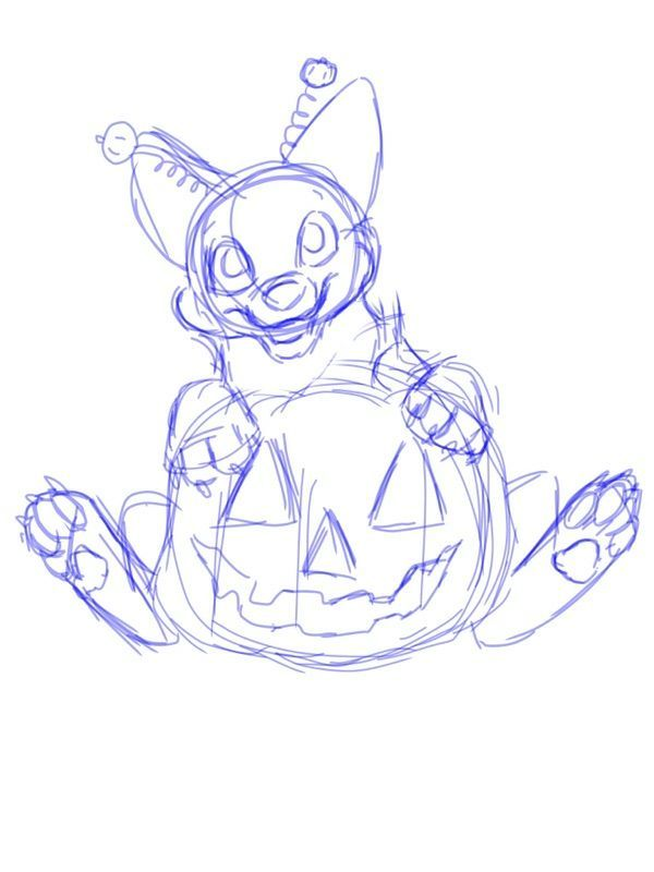 Halloween YCH Sale