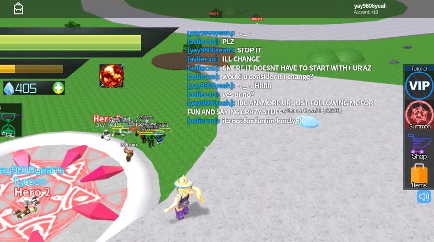 Some Random Oder Appeared And This Happened Roblox Amino