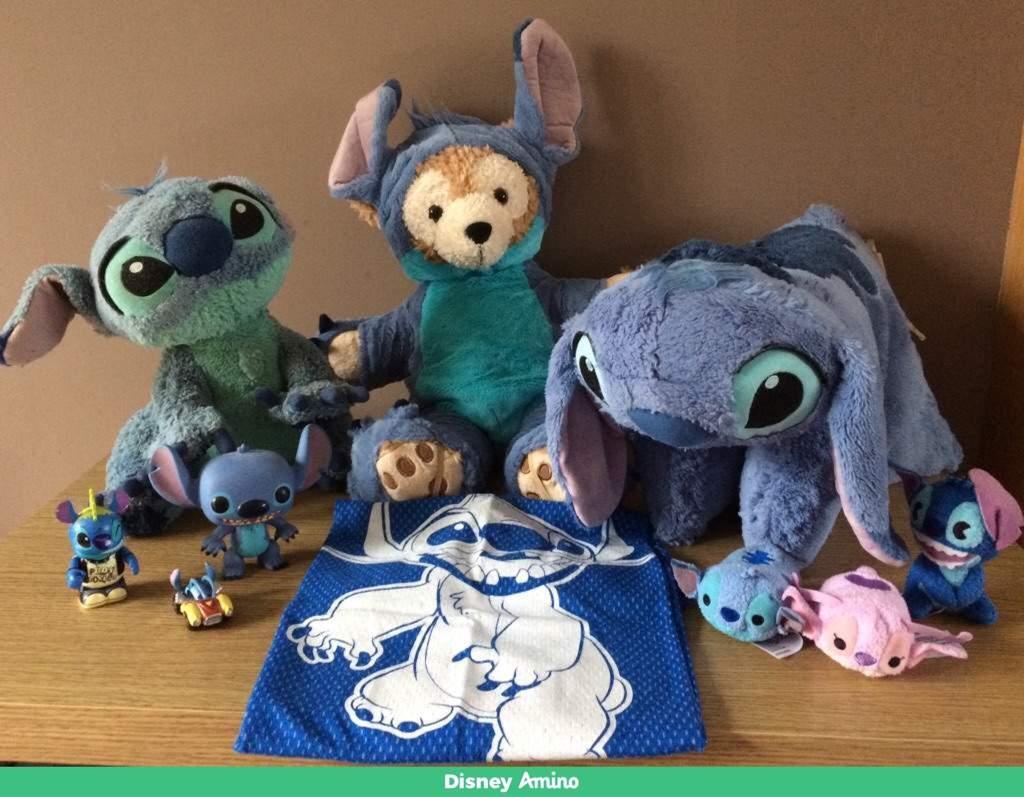 Stitch things