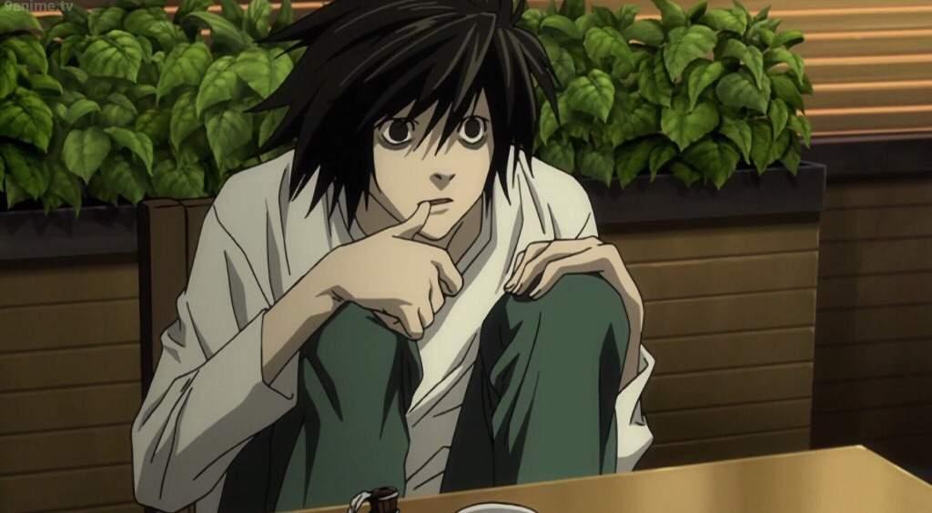 Detective L - Death Note